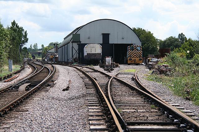 Williton: West Somerset Railway station