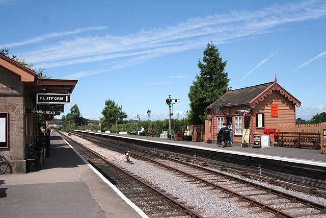 Williton: West Somerset Railway station