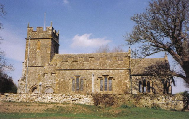 Folke: parish church of St. Lawrence