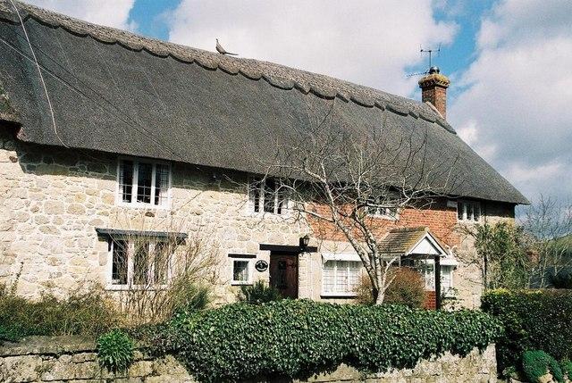 Fontmell Magna: Plum Tree Cottage