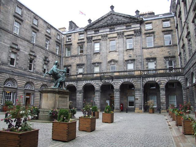 The City Chambers, Edinburgh