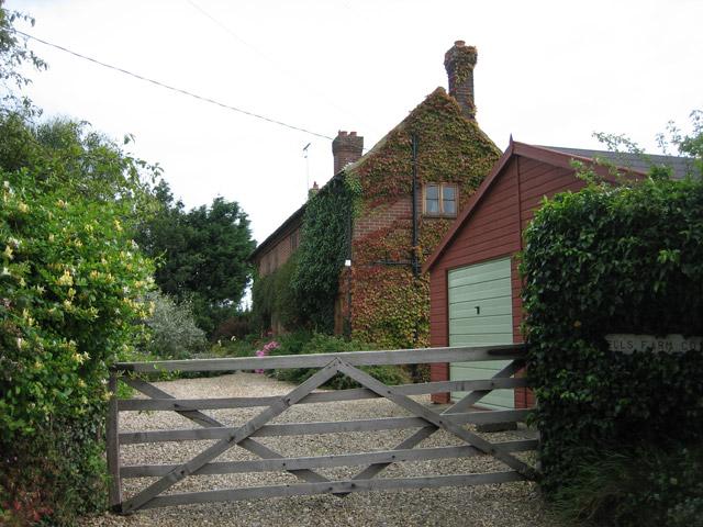 ?ells Farm Cottage on Bessingham - Matlaske Road