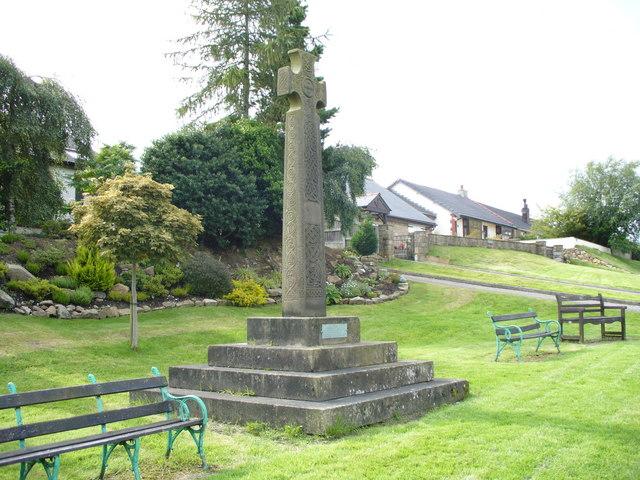 The Boer War Memorial, Hurst Green