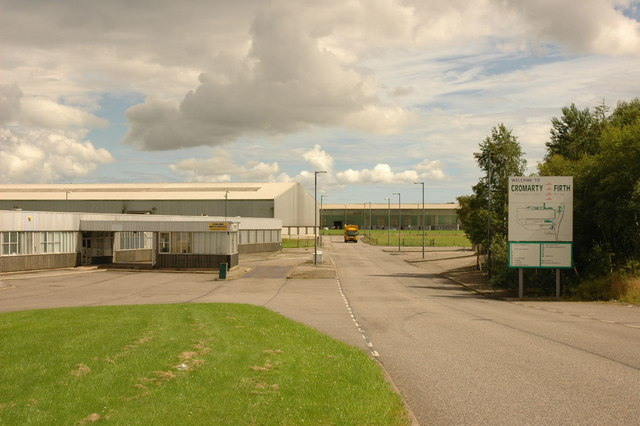 Cromarty Firth Industrial Park