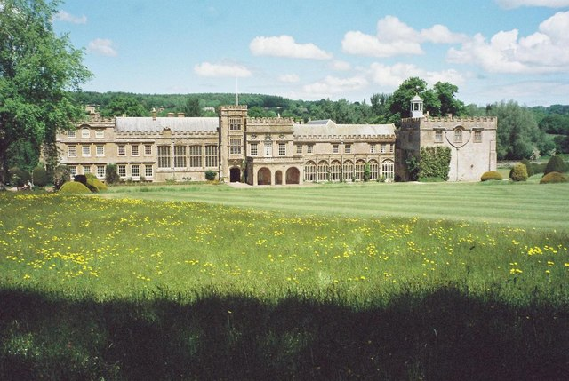 Forde Abbey and Gardens