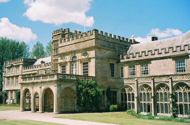 Forde Abbey: detail