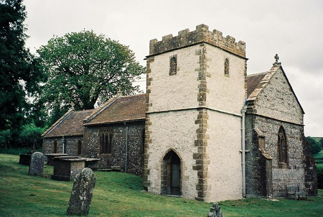 Frome St. Quintin: parish church of St. Mary