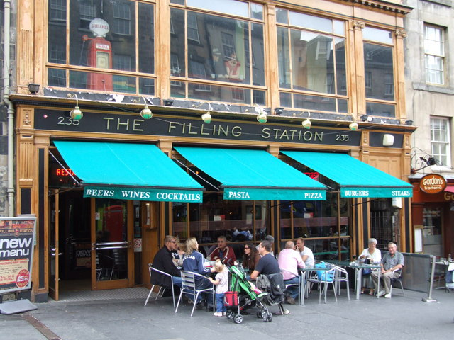 The Filling Station, Edinburgh
