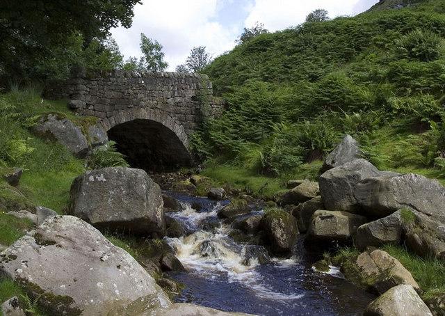 Bridge at Hole Bottom