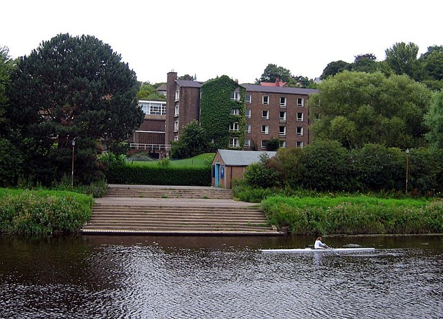 Bede and Hild's College and Boathouse