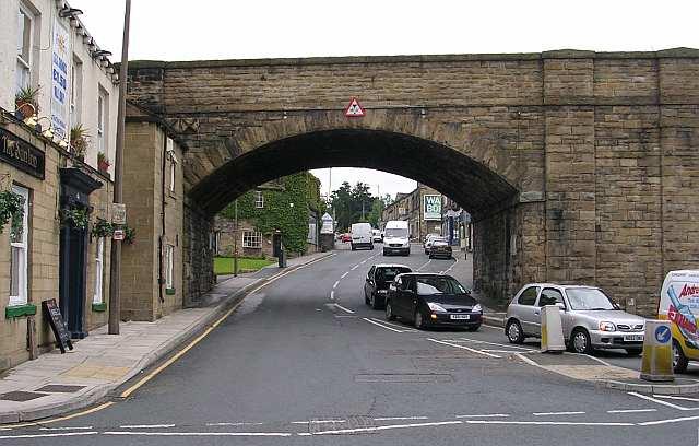 Railway Bridge No LBE1/29 - Richardshaw Lane