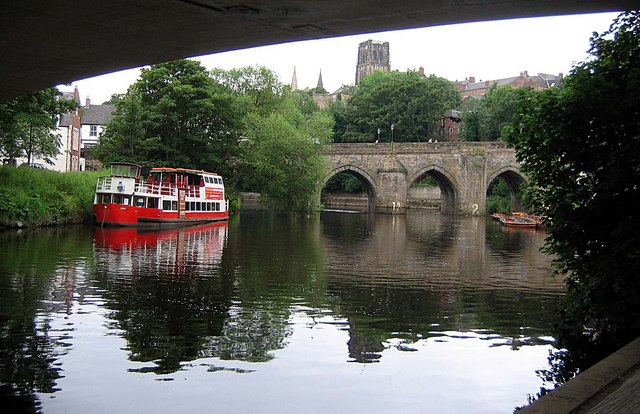 Old Elvet Bridge