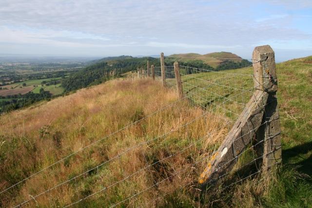 Quarry Fence, Black Hill