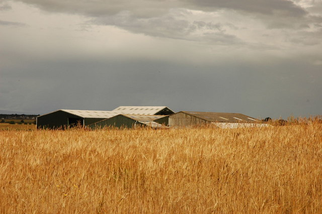 Farm at Cullisse