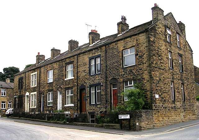 Wesley Terrace, Mount Pleasant Road