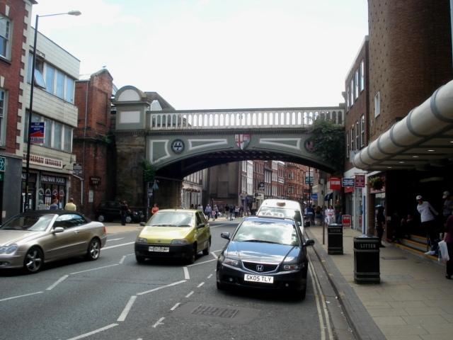 Foregate Street