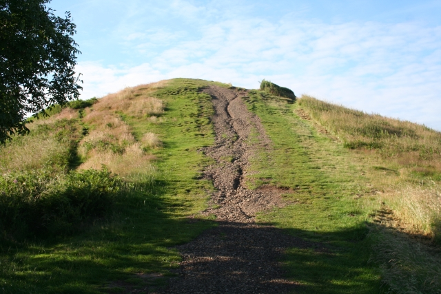 Path Erosion, Black Hill