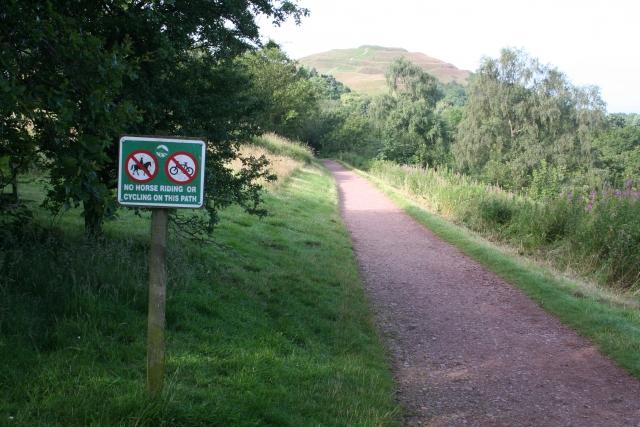 Black Hill - Easier Access Trail