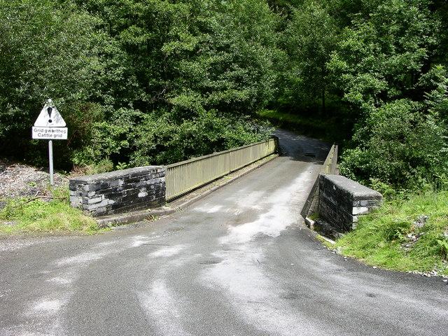 Bridge over River Dovey