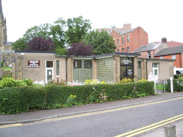 First Church of Christ Scientist, Preston