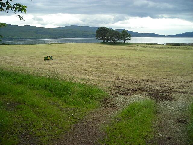 Field Near Savary