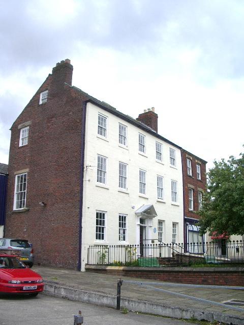 Arkwright House, Preston