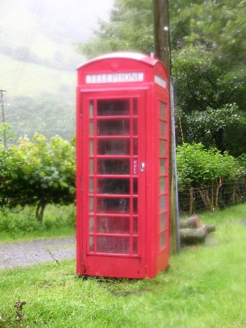 Telephone box, Penrhyn