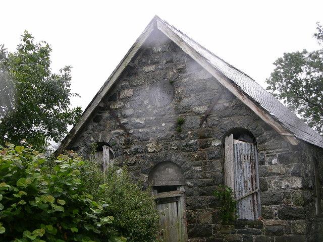 Disused chapel, Penrhyn