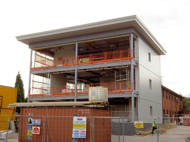 Billington office extension.