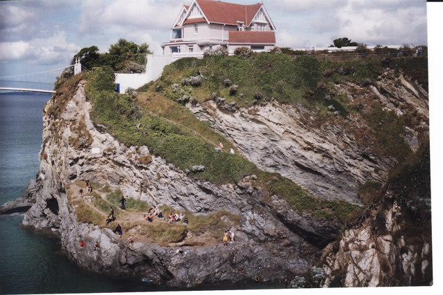 The Island, Newquay.