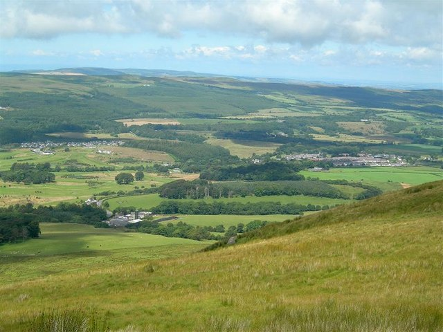 Girvan Valley View