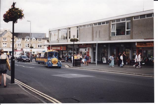 Cliff Road, Newquay.