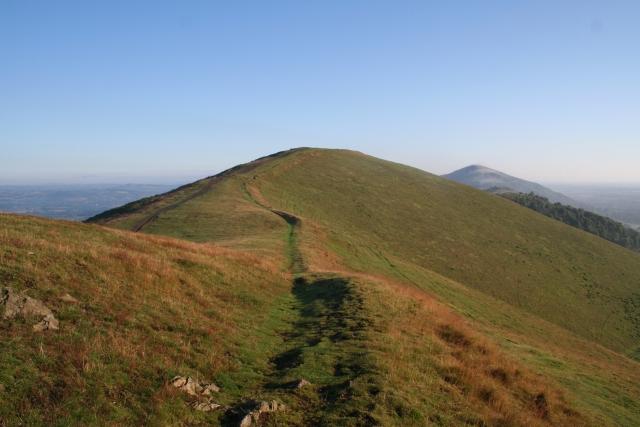 Red Earl's Dyke on Pinnacle Hill