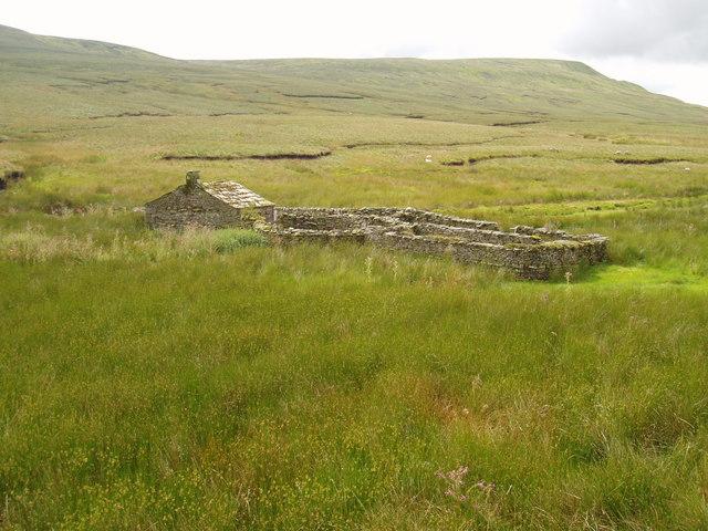 Sheepfold in Birk Dale