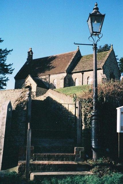 Goathill: parish church of St. Peter