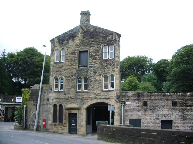 Higherford Mill