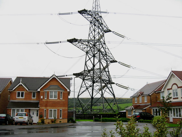 Pylon in the Garden