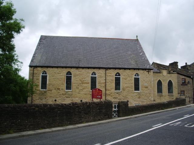 St Peter and St Paul Catholic Church, Barrowford