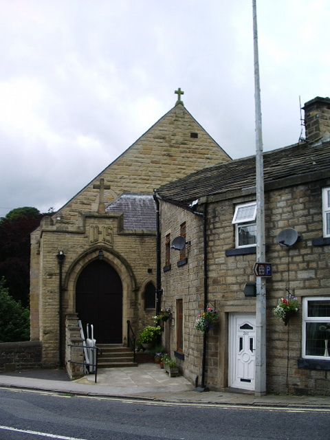 St Peter and St Paul Catholic Church, Barrowford
