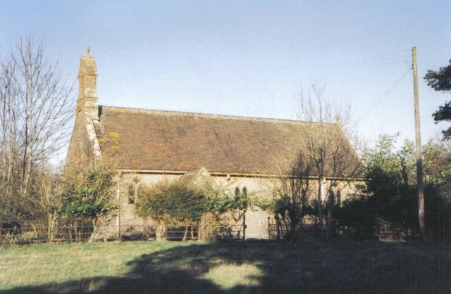 Haydon: parish church of St. Catherine