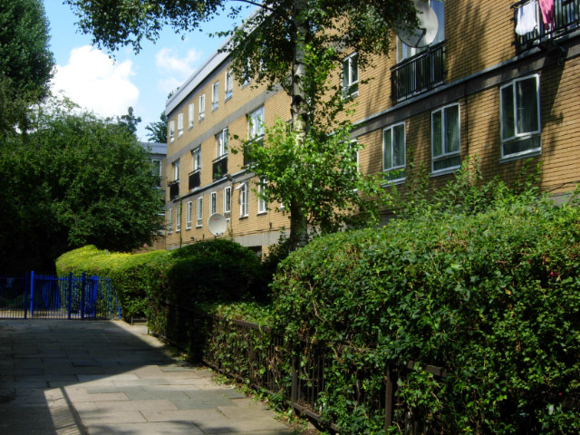 Curnock St Estate, Camden Town