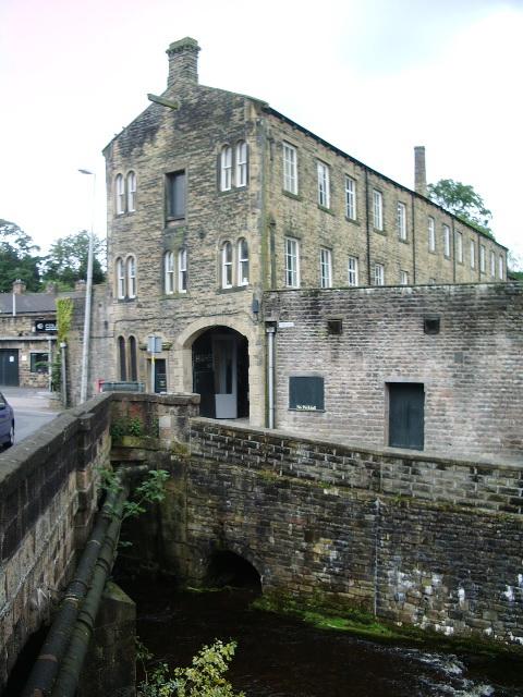 Higherford Mill, Barrowford