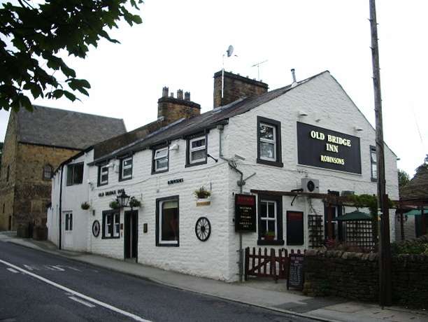 """Old Bridge Inn"" Barrowford"