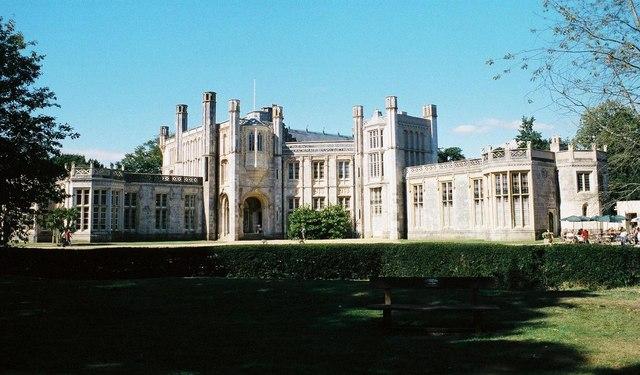 Highcliffe Castle