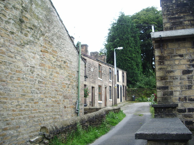 Paradise Street, Barrowford
