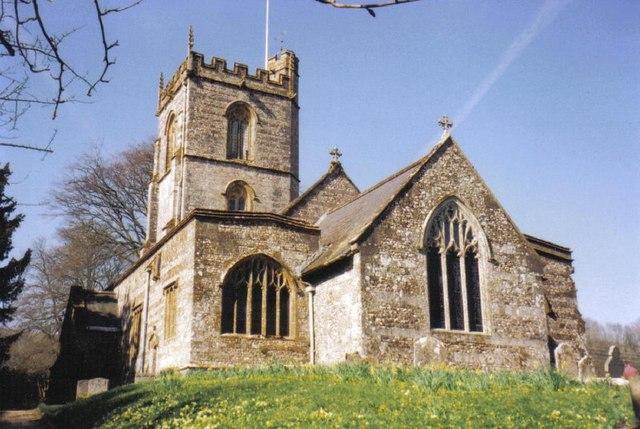 Hilton: parish church of All Saints