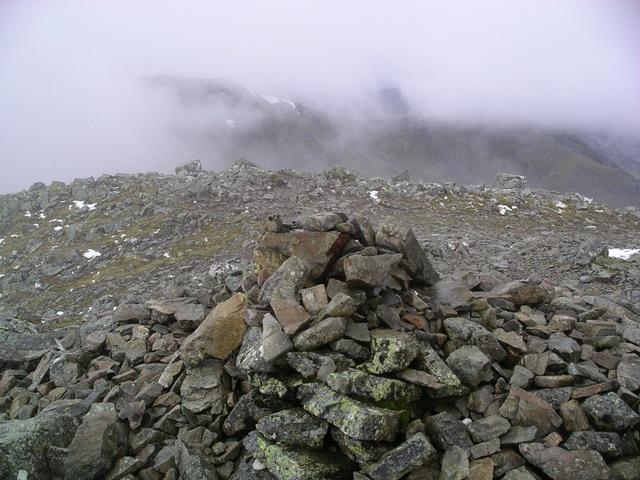 Meall a' Bhuiridh : Munro No 45