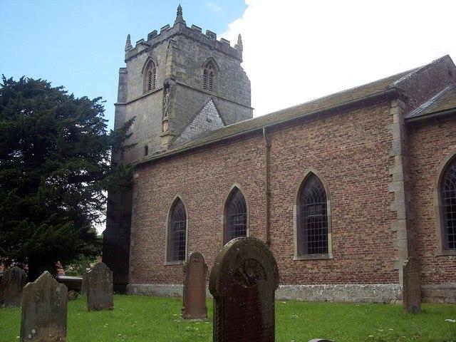 St Andrews Church, Boynton