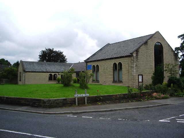 Higherford Methodist Chapel, Barrowford