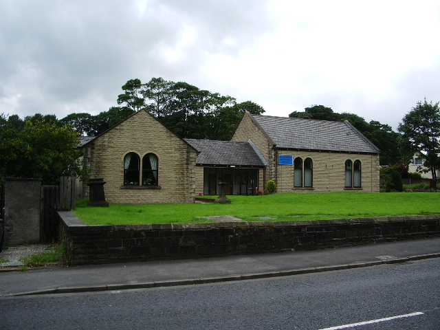 Higherford Methodist Chapel, Barrowford